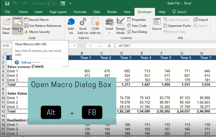 excel cell protection macro